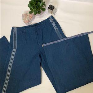 NWOT! RALPH LAUREN   Pant-skirt. 100% LINEN.